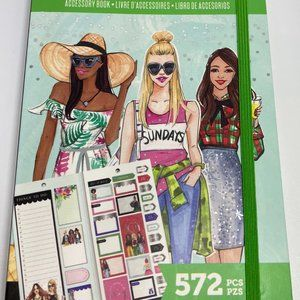 NWT The Happy Planner Rongrong Accessory Book 572